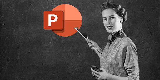 Power Point is not vintage