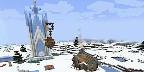 Minecraft: Eine zauberhafte Winterwelt bauen Tickets