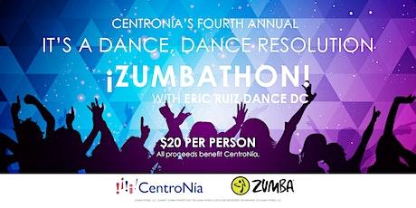 CentroNía's It's A Dance, Dance Resolution Zumbathon tickets