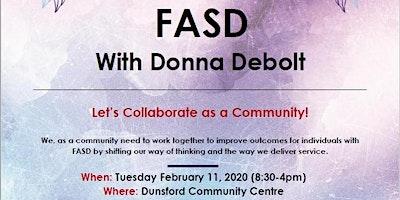 FASD with Donna Debolt