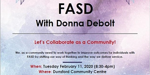 FASD with Donna Debolt