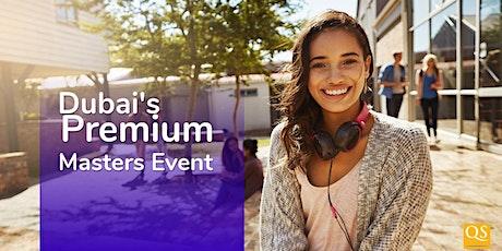 Dubai's Premium Masters Event tickets