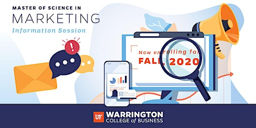 UF Master of Science in Marketing Information Session