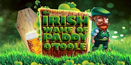The Irish Wake of Paddy O'Toole tickets