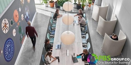 'Living Office' - The new landscape of work. Delivered by Herman Miller tickets