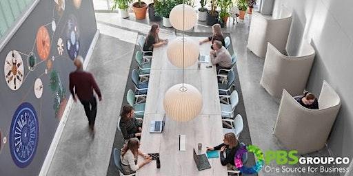 'Living Office' - The new landscape of work. Delivered by Herman Miller