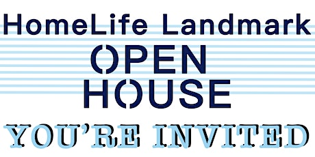 HomeLife Landmark Open House Day tickets
