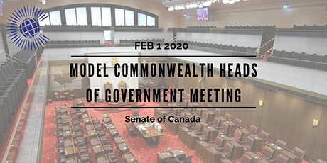 Model Commonwealth Heads of Government Meeting 2020 tickets