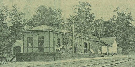 Boyce Railway Lecture(Morse Day)