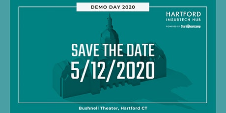 Demo Day 2020: Save the date and donate! tickets