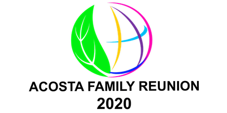 Acosta Family Reunion 2020 tickets