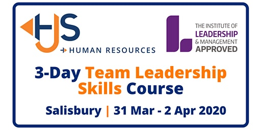Team Leadership Skills Course: 3 Days - HJS Human Resources