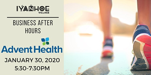 Business After Hours at AdventHealth