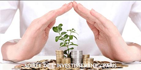 Soirée de l'Investissement - PARIS billets