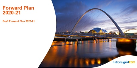 National Grid ESO Forward Plan 2020-21 Launch Event tickets