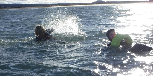 Surf Rescue and Casualty Care -  informal workshop for open water swimmers