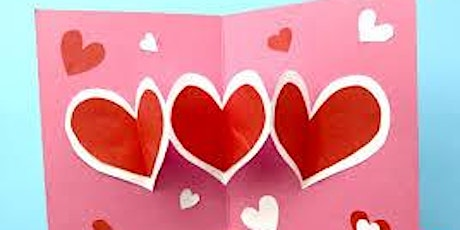 Valentines Day Card @ Chingford Library tickets