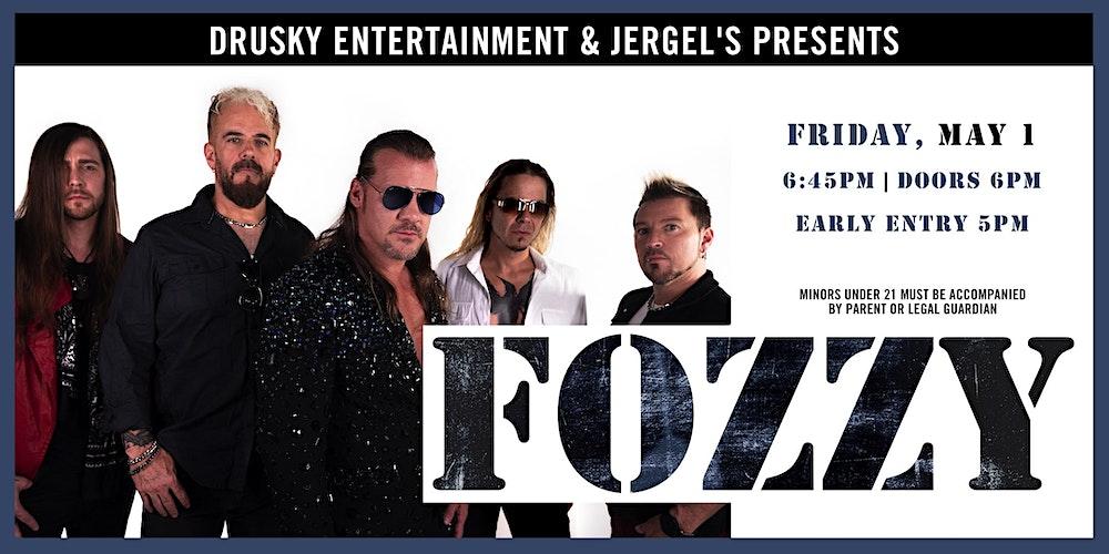 fozzy tour dates 2020