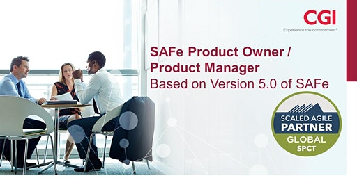 SAFe Product Owner/Product Manager 5.0 (POPM)