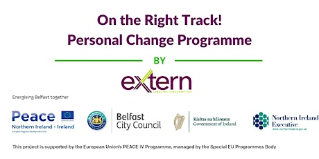 Celebration event for the On the Right Track! Personal Change Programme tickets