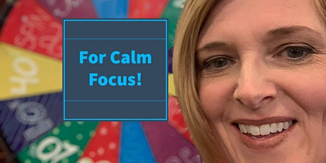New Year, New Brain to Improve Focus and Stress. On-Line w/Dr. Trish Leigh tickets
