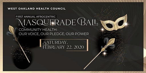 1st Annual Afrocentric Masquerade Ball Fundraiser