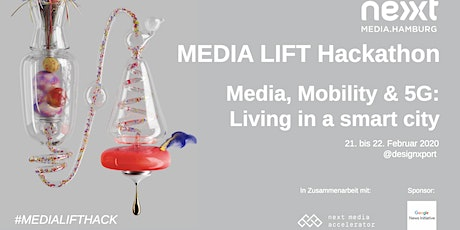 Media, Mobility & 5G: Living in a smart city #MEDIALIFTHACK Tickets