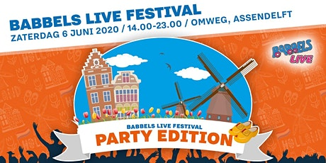 Babbels Live Festival: The Party Edition!