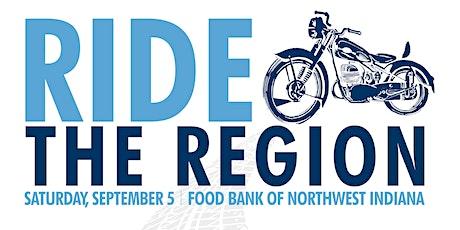 Ride the Region tickets