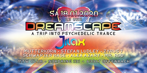 Dreamscape with Jilax