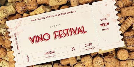 Vino Festival Tickets