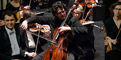 Le violoncelle selon Ludwig tickets