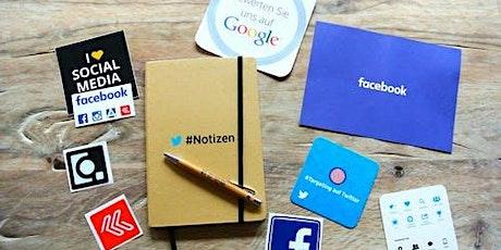 Social Media Marketing Workshop from Facebook tickets