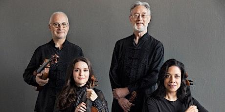 Concert des célébrités - The Juilliard String Quartet tickets
