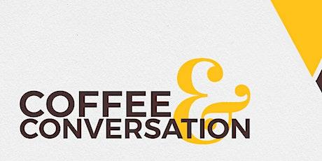 COFFEE & CONVERSATION: Swipe Left for Love tickets