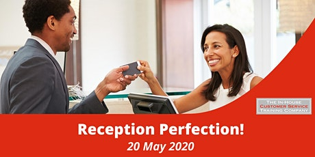 Reception perfection! half-day (20 May 2020) tickets
