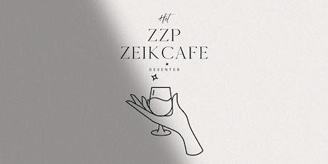 Het ZZP Zeikcafé tickets