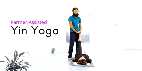 Introduction to Partner Assisted Yin Yoga! tickets