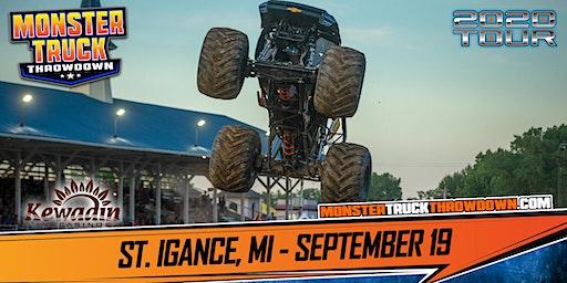 Monster Truck Throwdown - St. Ignace, MI - September 19, 2020