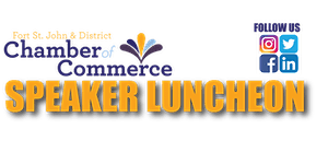 Chamber Speaker Luncheon - High On Ice