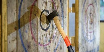 The Network Axe Throwing (FREE)!