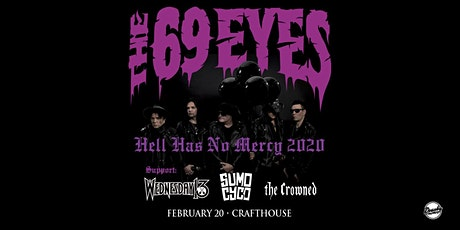 The 69 Eyes tickets