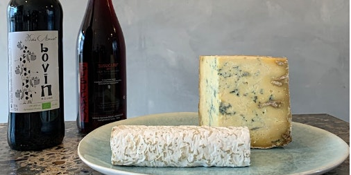Wine and Cheese tasting with The Courtyard Dairy