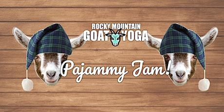 Goat Pajammy Jam! (RMGY Studio) tickets