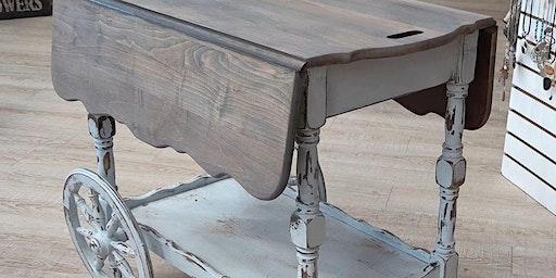Furniture Paint 101