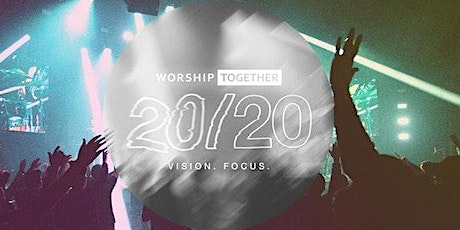 Worship Together Conference Volunteers - Day 3  tickets