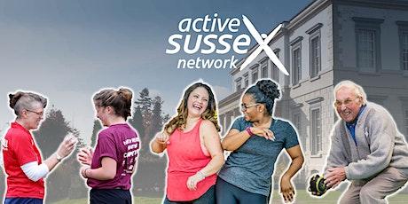 Active Sussex Network 2020 tickets