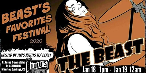 TLR's Nights With Beast Presents Beast's Favorite