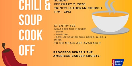 Chili & Soup Cook Off tickets