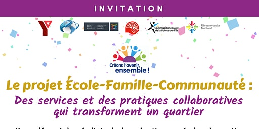 Le projet École-Famille-Communauté : Des services et des pratiques collaboratives qui transforment un quartier